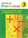 Imagen de Practica Con Problemas, Educación Primaria. Cuaderno 3