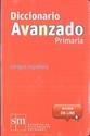 Imagen de Diccionario Avanzado Primaria, Lengua Española
