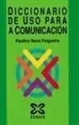 Imagen de Diccionario De Uso Para A Comunicación