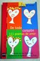 Imagen de De Todo Corazon 111 Poemas De Amor