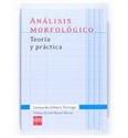 Imagen de Análisis Morfológico Teoría Y Práctica