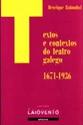 Imagen de Textos E Contextos Do Teatro Galego: (1671-1936)