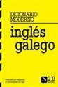 Imagen de Dicionario Moderno Inglés -Galego