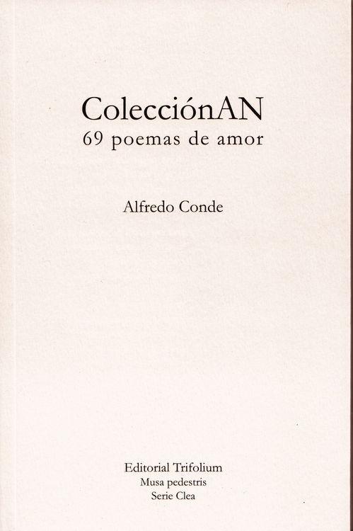 Imagen de Colecciónan 69 Poemas De Amor