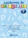 Imagen de Ortografía, Educación Primaria. Cuaderno 3