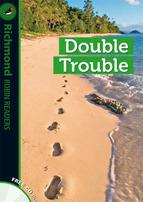 Imagen de Double Trouble, Level 3. Readers