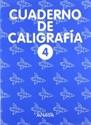 Imagen de Caligrafía, Educación Primaria, 2 Ciclo. Cuaderno 4
