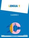 Imagen de Aprender Es Crecer, Lengua, 1 Educación Primaria. Cuaderno 2