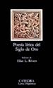 Imagen de Poesía Lírica Del Siglo De Oro
