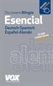 Imagen de Diccionario Esencial Ale Alemán
