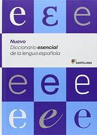 Imagen de Nuevo Diccionario Esencial D La Lengua Española