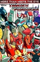 Imagen de Transformers More than meets the eye nº 01/05