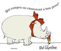 Imagen de Qui Compra Un Rinoceront A Bon Preu?