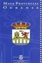 Imagen de Mapa Provincial Ourense 2007 Castellano