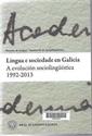 Imagen de Lingua E Sociedade En Galicia