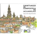 Imagen de Santiago De Compostela En Acuarelas