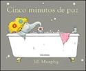 Imagen de Cinco Minutos De Paz (Galego)