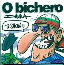 Imagen de O Bichero Vi, Ti Sacha!