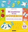 Imagen de CUADERNO DE LOS NUMEROS:GRAFOMOTRICIDAD NUMEROS Y