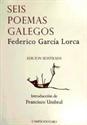 Imagen de Seis Poemas Galegos