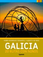 Imagen de GALICIA: 20 RUTAS CON NIÑOS