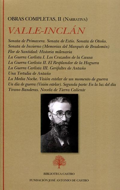 Imagen de Sonata De Primavera; Sonata De Estío; Sonata De Otoño; Sonata De Invierno; Flor De Santidad; La