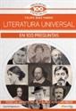 Imagen de LA LITERATURA UNIVERSAL EN 100 PREGUNTAS