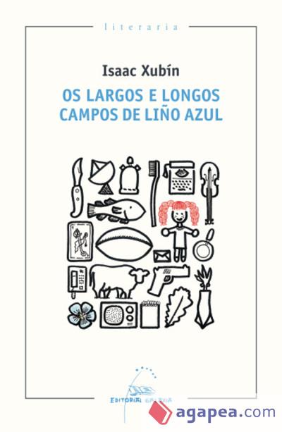Imagen de Os Largos E Longos Campos De Liño Azul