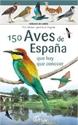Imagen de 150 AVES DE ESPAÑA