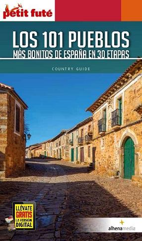 Imagen de 101 PUEBLOS MAS BONITOS DE ESPAÑAEN 30 ETAPAS