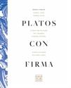 Imagen de Platos Con Firma