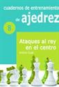 Imagen de CUADERNOS DE ENTRENAMIENTO DE AJEDREZ 8.ATAQUES