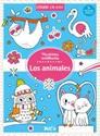 Imagen de LOS ANIMALES STICKERS CENTELLEANTES