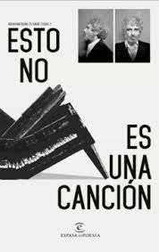 Imagen de ESTO NO ES UNA CANCION