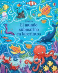 Imagen de EL MUNDO SUBMARINO EN LABERINTOS