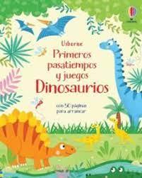 Imagen de PASATIEMPOS Y JUEGOS DINOSAURIOS