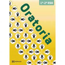 Imagen de Oratoria, 1-2 ESO