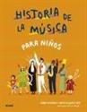 Imagen de HISTORIA DE LA MUSICA PARA NIÑOS