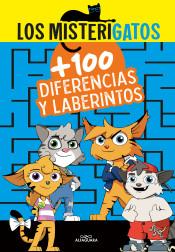 Imagen de LOS MISTERIGATOS+100 LABERINTOS Y DIFERE